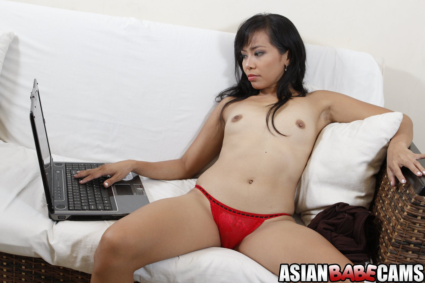 Asian babe cam zenny